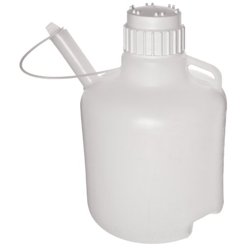 Safety Dispensing Jugs - Nalgene 2340-0050 LDPE 20L Safety Dispensing Jug