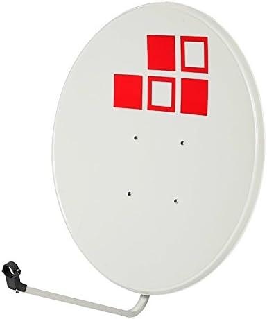 Diesl.com - Kit Antena Parabólica 120cm + LNB Blanca sin Logo