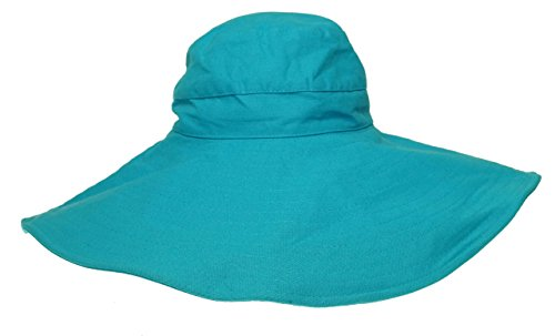 scala-cotton-canvas-big-brim-hat-turquoise