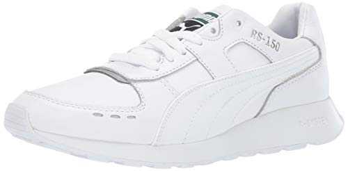- PUMA Women's RS-150 Sneaker, White, 7.5 M US