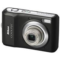 Nikon Coolpix L19 8.0 Megapixel 3.6x Optical Zoom Digital Camera (Black) Review Review Image