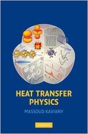 Heat Transfer Physics: Massoud Kaviany: 9780521898973: Amazon.com ...