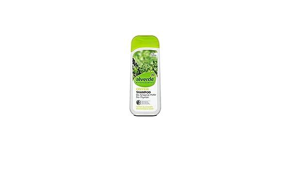alverde – Champú cafeine (Coffein) – Cabello Finos – pérdida de densidad – 200 ml: Amazon.es: Belleza