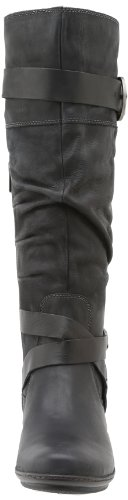 High Pikolinos 8004 Boot Black Women's Knee 801 6rTqIwr