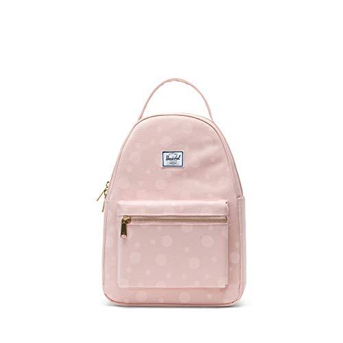 Herschel Nova Small Backpack, Polka Cameo Rose, One Size