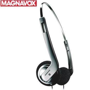 Magnavox Headset Headphone Lighweight