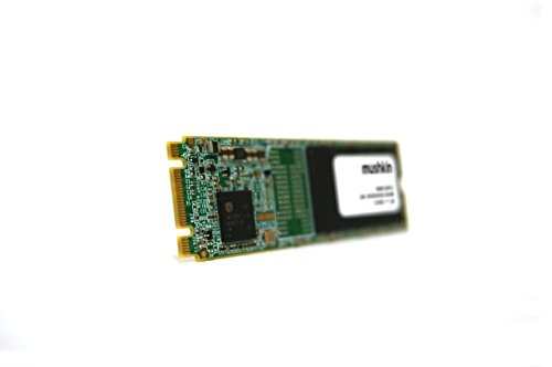 Mushkin SOURCE M.2 – 250GB SATA-III M.2 (2280) – 6Gb/s – Internal Solid State Drive (SSD) – 3D TLC – (MKNSSDSR250GB-D8) by Mushkin (Image #2)