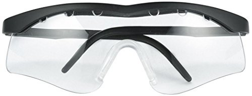 Wilson Compact motif lisse design Squash & Racquetball sport lunettes jais lunettes Only Sportsgear