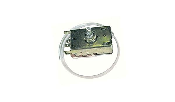 AMP Ranco K59-L2622 - Termostato para nevera y congelador (3 x 4,8 ...