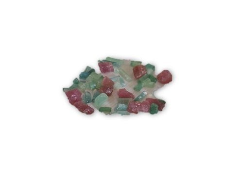 - Nature's Enlightenment 10g Gem Quality Pink and Green Tourmaline Mix