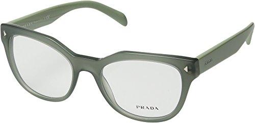 Prada Green (Prada Unisex 0PR 21SV Opal Green One Size)