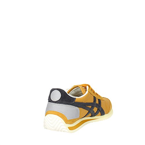 D110n 3195 Tiger Sneakers Onitsuka Women Yellow Low qv5ECdC