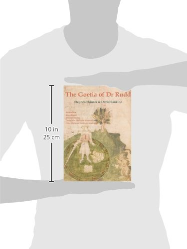 The Goetia of Dr. Rudd (Sourceworks of Ceremonial Magic)