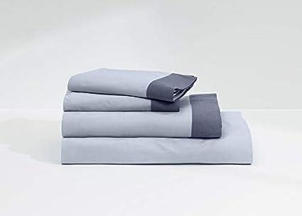 Twin Casper Sleep Soft and Durable Supima Cotton Sheet Set White