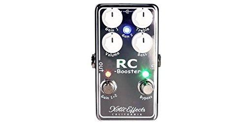 XOTIC エキゾチック ギター用エフェクター RC Booster V2 B0767BPSQ6