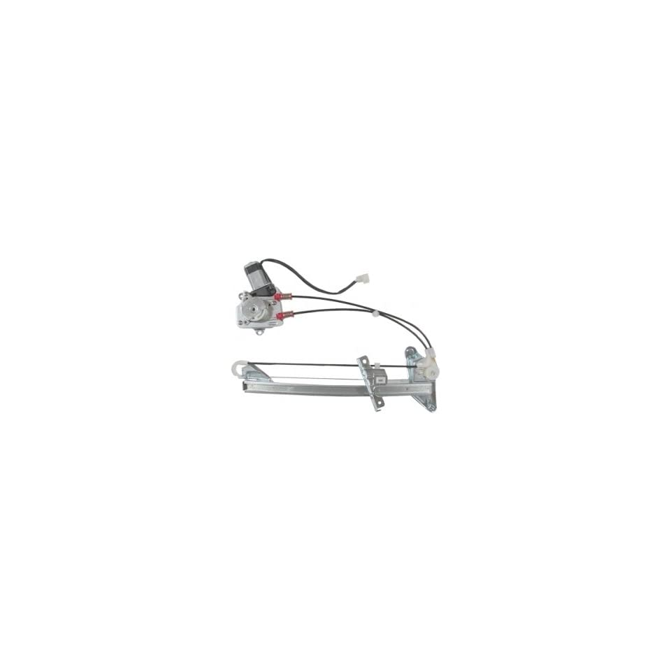 Ford Probe Front Power Window Regulator with Motor Driver Side