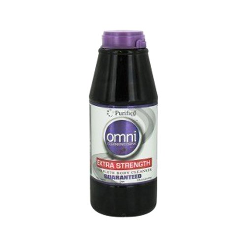 Omni Cleansing Drink Extra Strength - Heaven Sent Omni Cleansing Liquid grape, 16 Oz.