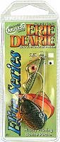 Erie Dearie Fish - Carlson Erie Dearie Elite Series Fire Tiger Orange Fishing Lure, 5.8-Ounce