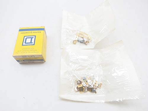 SQUARE D 9998 SL-3 86722 3 Pole Contact KIT Type S Size 1