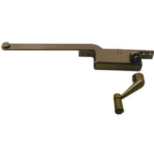Prime-Line Products 17390-LB-8 Casement Operator, 8-Inch Square Type, Left Hand, Bronze by Prime-Line Products