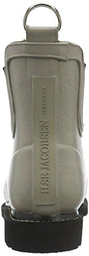 Ilse Jacobsen Damen Gummistiefel Kurz, Rub47f, Zapatillas de Estar por Casa para Mujer Gris - gris (Atmosphere (149))