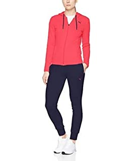 PUMA Classic Sweat Suit cl Chándal, Mujer, Classic Sweat Suit CL ...