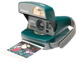 Polaroid Hunter Green OneStep Express 600 Instant Film Camera by Polaroid