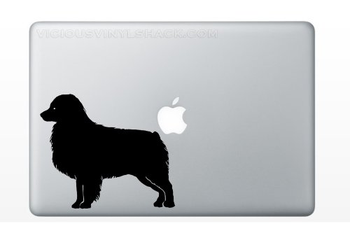 Australian Shepherd Dog Vinyl Decal Stickers for MacBook Laptop Car ()