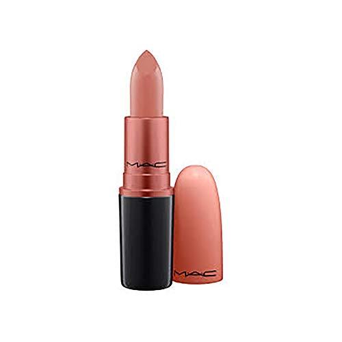 MAC Lipstick Shade Scents Velvet Teddy