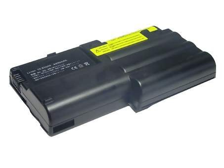 10.80V (Compatible with 11.10V),4400mAh,Li-ion,Replacement Laptop Battery for IBM ThinkPad T30 Series, (Fits selected models only), Compatible Part Numbers: 02K7034, 02K7037, 02K7038, 02K7050, 02K7051, 02K7073, FRU 02K7072