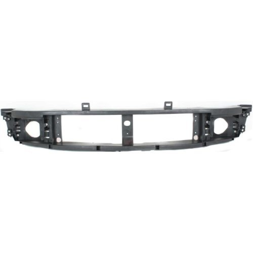Header Panel Compatible with FORD F-SERIES 1997-2004 Grille Mounting Panel Thermoplastic