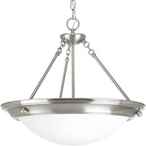 Progress Lighting P3575-09 Med Inverted Pendant, 4-100-watt