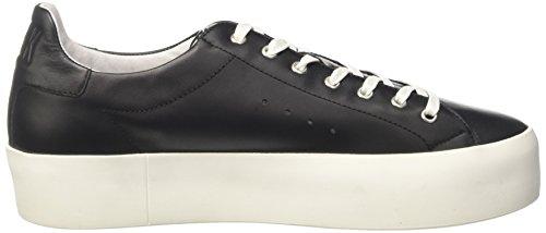 Bikkembergs  Kate 853, Sneakers basses femme - noir - Blu (blue/white), 41 EU EU