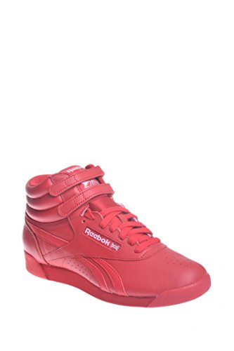 Reebok Women's F/S Hi Spirit Sneaker, Excellent Red/White, 6 M US by Reebok