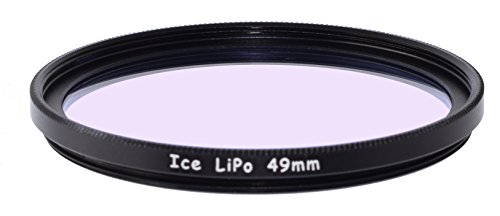 ICE 49mm LiPo Filter Light Pollution Reduction for Night Sky/Star 49