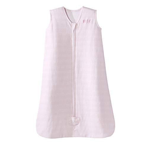 (HALO Sleepsack, 100% Cotton, Loops Pink, Size Medium)