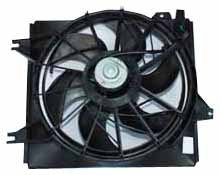 TYC 600480 Hyundai Replacement Radiator Cooling Fan (Hyundai Tiburon Radiator Cooling Fan)