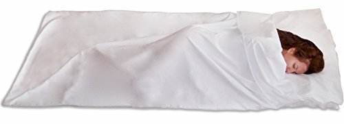 Allersac S-01 100-Percent Cotton Travel Sheet, Single