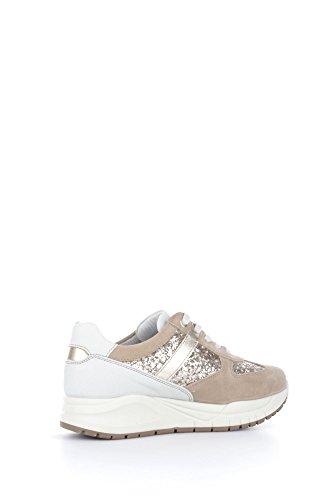 Igi&Co 5780100 Sneakers Donna Beige/Oro 36