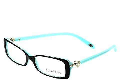 Tiffany Designer Eyeglasses Frames TF 2035 8198 52mm Back / Blue ...