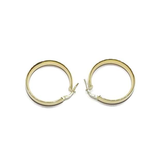 Pendientes aros medianos de oro amarillo de 18k de 6mm de anchos y 3.00cm de diámetro exterior. Peso; 4.10gr de oro de… Pendientes aros medianos de oro amarillo de 18k de 6mm de anchos y 3.00cm de diámetro exterior. Peso; 4.10gr de oro de… Pendientes aros medianos de oro amarillo de 18k de 6mm de anchos y 3.00cm de diámetro exterior. Peso; 4.10gr de oro de…