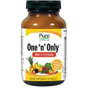 Pure Essence One 'N' Only Mens Formula, Tablets, 90-Count
