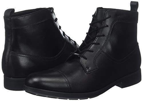 Stivali Stivali Stivali Classici Wide Wide Wide Geox Nero U Uomo C9999 Black ABX NP C Hilstone YY0fq