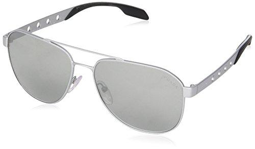 (Prada Men's PR 51RS Sunglasses 60mm)