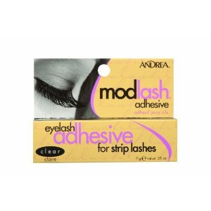 Andrea ModLash Eyelash Adhesive for Strip Lashes 0.25 oz