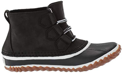 Pictures of Sorel Women's Out N About Leather Rain Snow Boot US 3