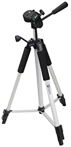 "Professional 57"" TRIPOD FOR All Canon Sony, Nikon, Samsung, Panasonic, Olympus, Kodak, Fuji, Cameras And Camcorders + DB MicroFiber Cleaning Cloth (PERFECT HOLIDAY GIFT)"