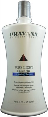 Pravana Pure Light Sulfate-Free Brightening Shampoo - 33.7 oz / liter by Pravana