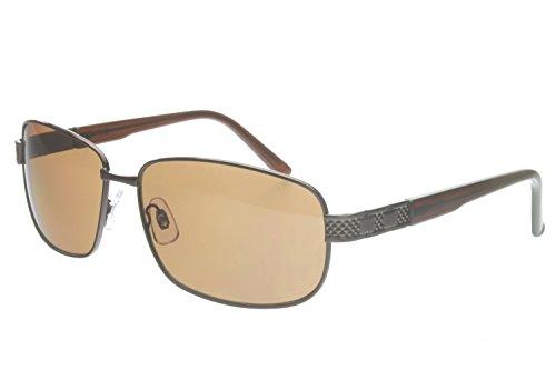 G&G Lindbergh Extra Large 150 mm Aviator Sunglasses - Wide Heads Big For Sunglasses
