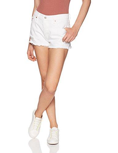 - Levi's Women's 501 Shorts, Super Sonic, 29 (US 8)